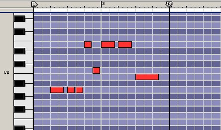 Piano reggae piano chords : MAKING DUB WITH COMPUTERS - CHAPTER 16: MIDI (7) - PROGRAMMING A ...