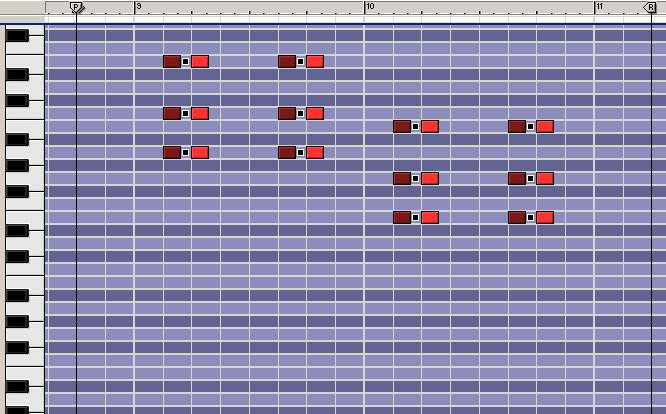 Piano reggae piano chords : MAKING DUB WITH COMPUTERS - CHAPTER 19: MIDI (10) - THE RIDDIM OR ...